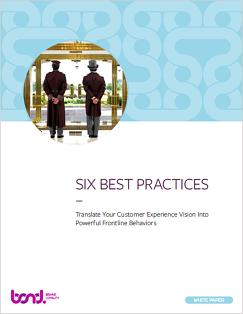 Six Best Practices CX