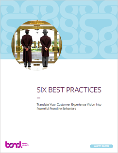 Six Best Practices CX