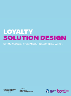 Loyalty Solution Design