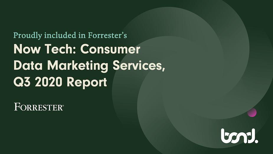 Bond Forrester Now Tech Database