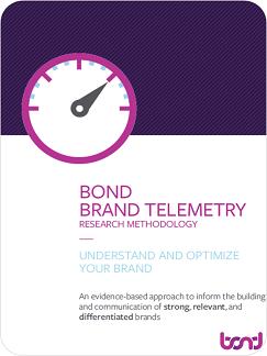Bond Brand Telemetry