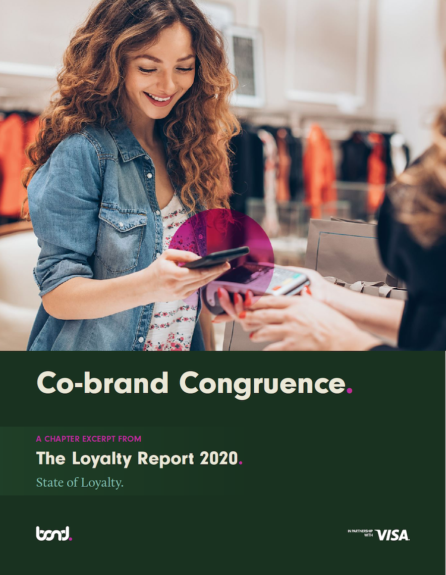 Co-Brand Congruence Report Bond