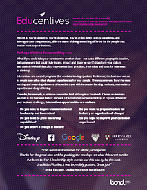 Educentives Information Sheet