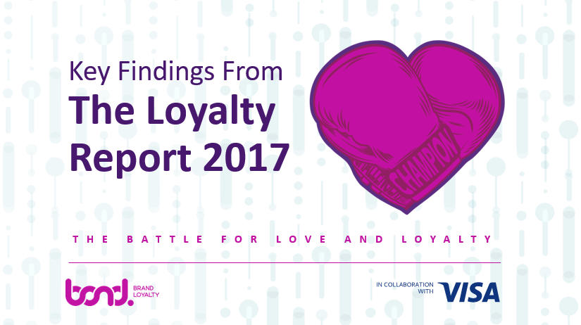 The Loyalty Report 2017 – The Battle for Love and Loyalty - cover