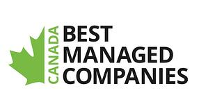 best managed logo